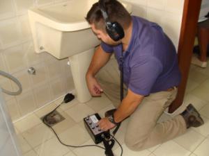 Caça Vazamento em Interlagos